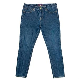 Tommy Hilfiger midrise skinny jeans Sz 12s